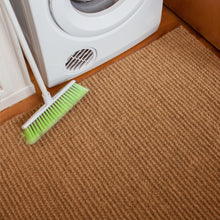 Load image into Gallery viewer, These 100% natural coconut fibre, woven floor mats are very hard-wearing, and because they are static-free they don't harbour dirt or dust. Perfect for utility rooms in the house and shed.