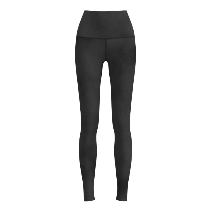 W No-Outseam Legging - Luxe Brushed - Stonewash Grey