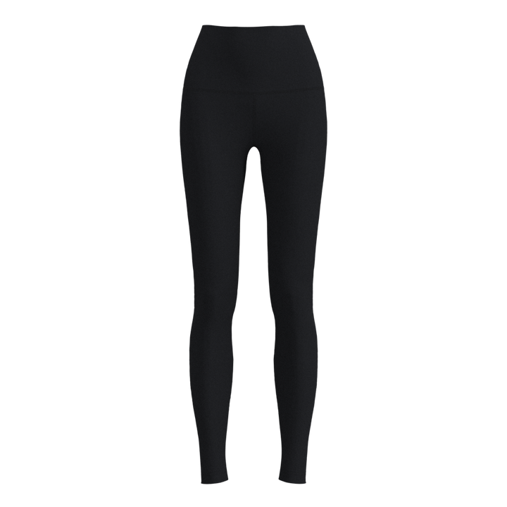 No-Outseam Legging - Luxe Brushed - Black