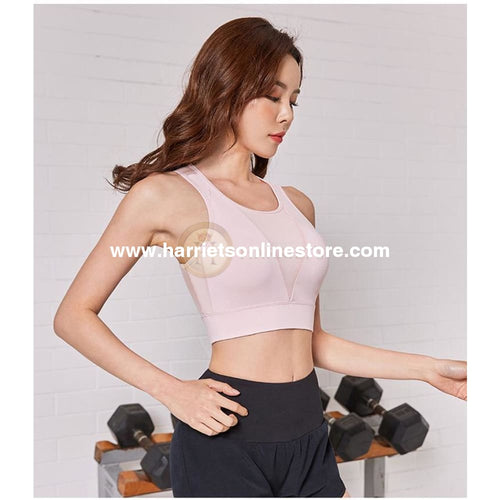 Bra Top Asymmetrical Sports