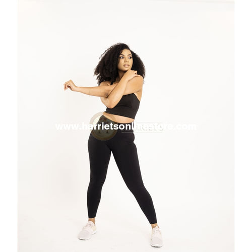 Exercise Pants Perfect Fit High Rise