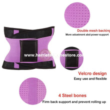 Load image into Gallery viewer, Waist Eraser & Sweat Sliming Belt Small Trainer