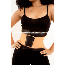 Load image into Gallery viewer, Waist Eraser & Sweat Sliming Belt