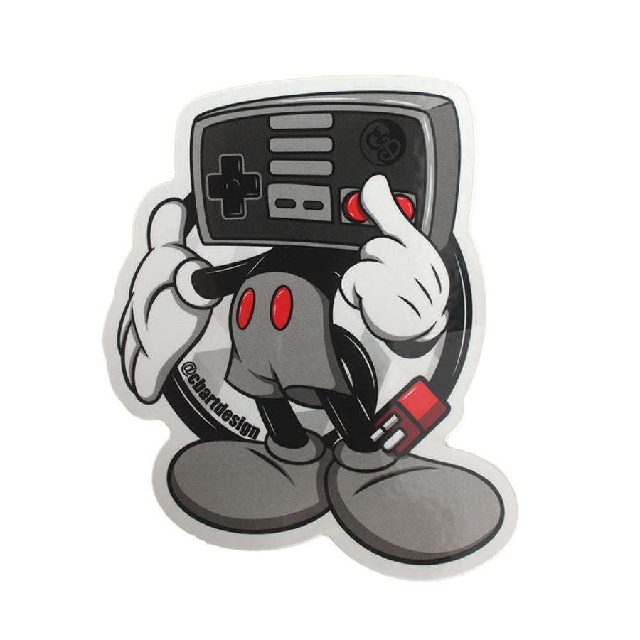 Play Yourself: OG Sticker 5 Pack