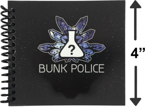 Bunk Police Spectrum Booklet