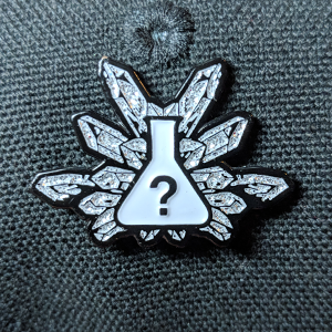 SPARKLE HAT PIN