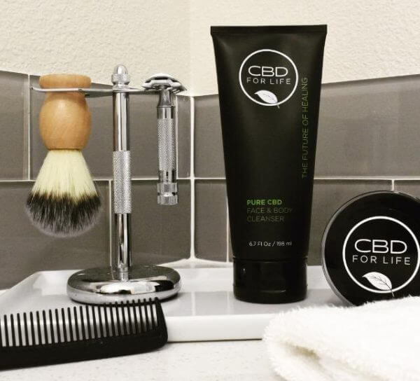 Pure CBD Face & Body Cleanser