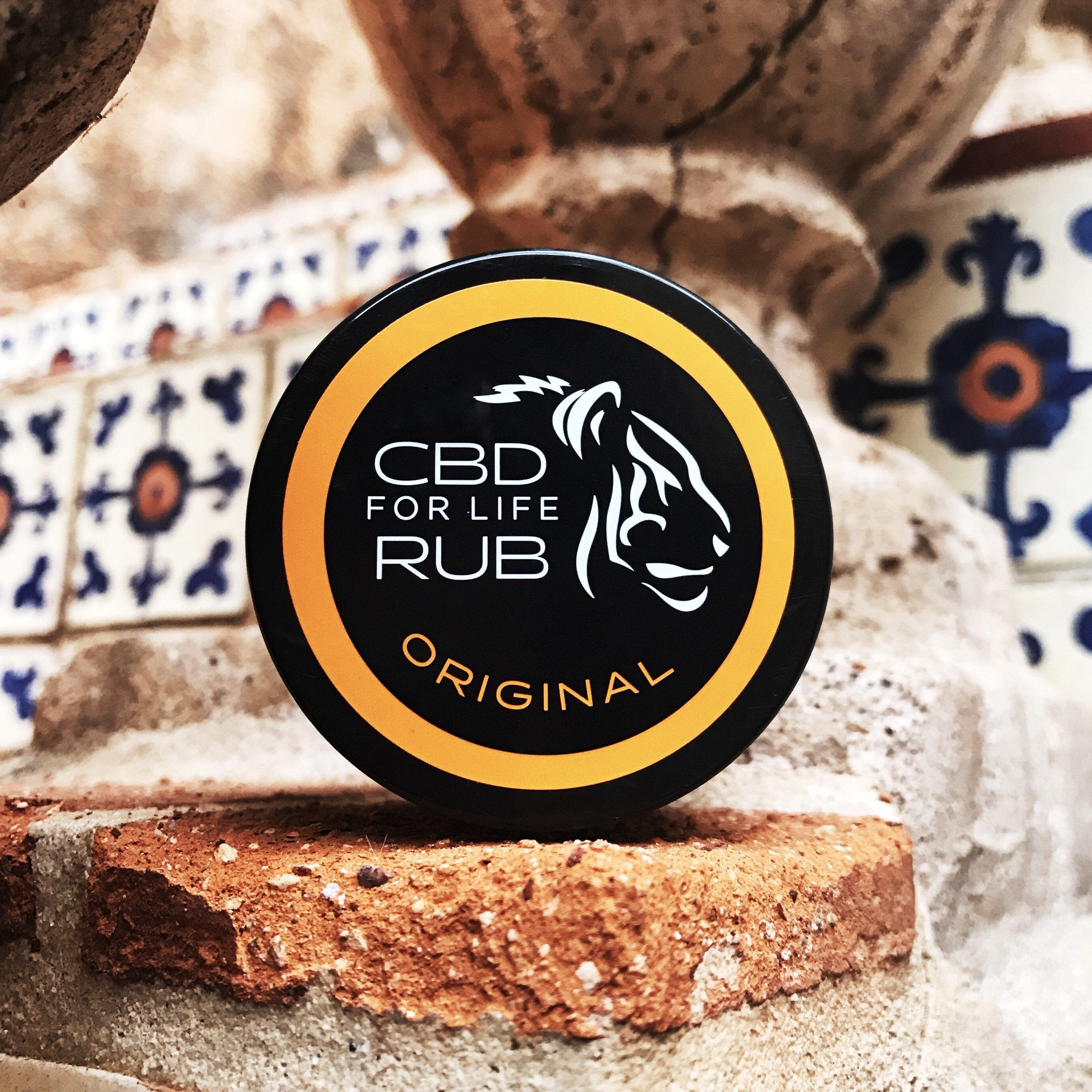 Pure CBD For Life Rub – Original