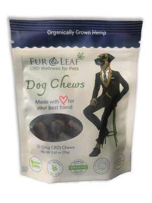 CBD Dog Chews 5mg