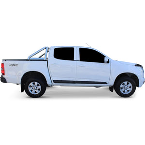 Clip On Tonneau Ute Soft Cover - Holden Colorado Dual Cab RG 12-Current