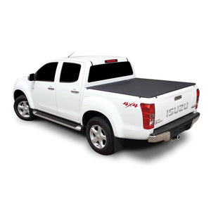 Genuine No Drill Clip On Tonneau Cover - Isuzu D-Max Dual Cab