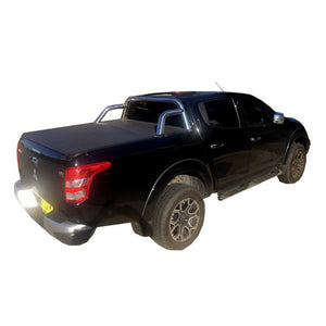 Clip On Tonneau Ute Soft Cover - Mitsubishi Triton MQ 15-Current