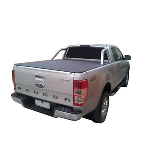 Genuine No Drill Sports Bar Clip On Tonneau Ute Soft Cover - Ford PX Ranger Super Cab 11-Current