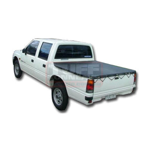 Rope Tonneau Ute Soft Cover - Holden TF Rodeo Dual Cab 88-96