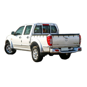 Bunji Tonneau Ute Soft Cover - Great Wall V200/V240 Dual Cab 09-15
