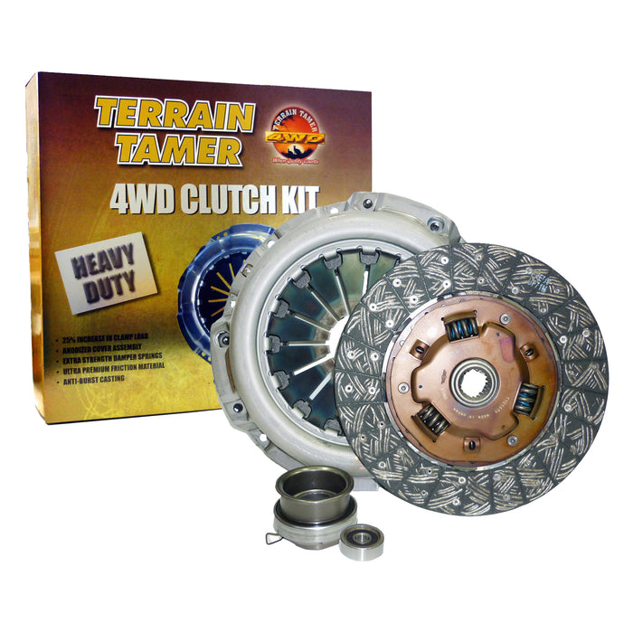 Clutch Kits - Heavy Duty - Holden Rodeo