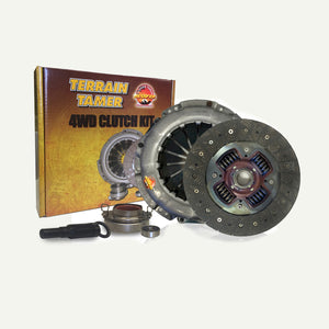 Clutch Kits - OE Replacement - Isuzu D-Max
