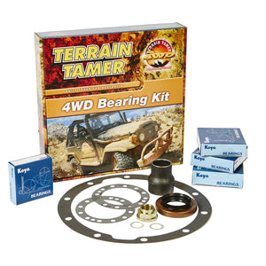 Differential Kits - Toyota Landcruiser UZJ