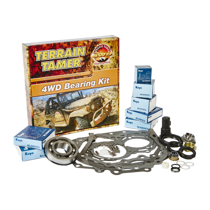 Differential Kits - Toyota Landcruiser GRJ