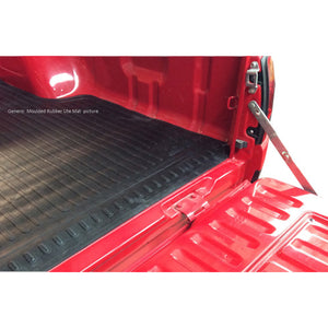 Moulded Rubber Ute Mat - Ford Falcon AU BA BF Dual Cab 99-08
