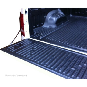 Under Rail Ute Liner - Nissan Navara D23-NP300 Dual Cab 15-Current