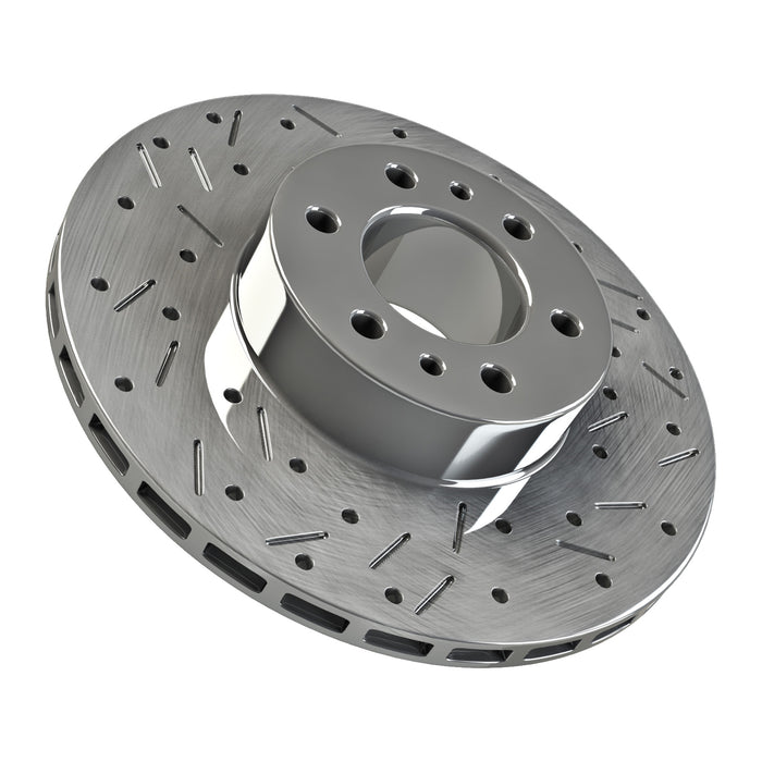 High Performance Disc Rotors - Toyota Prado GRJ
