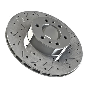 High Performance Disc Rotors - Mitsubishi Triton