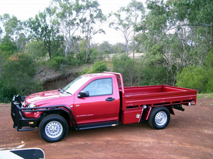 Holden Colorado - 2008 to 2012 TUFF Bullbar