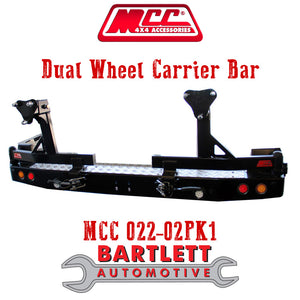 Nissan Navara D40 11-15 (Smooth Bumper) - MCC 4x4 Spare Parts