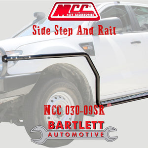 Isuzu D-Max 12-16 (High-Ride 2WD & 4WD) - MCC 4x4 Spare Parts