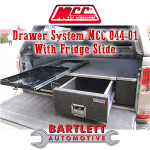Ford Ranger PK 09-11 - MCC 4x4 Drawer System