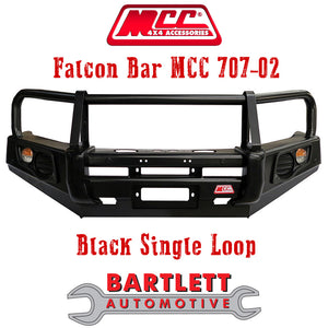 Ford Everest 16 10/15-Present (No Tech Pack) - MCC 4x4 Falcon Bar
