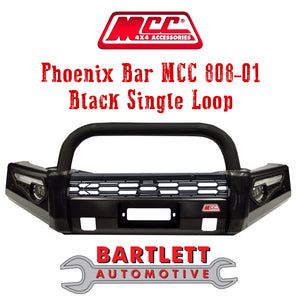 Jeep Grand Cherokee WJ 99 Onwards MCC 4x4 Phoenix Bullbar