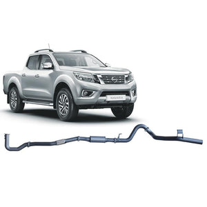 Redback 4x4 Extreme Duty - 4x4 Performance Exhaust To Suit Nissan Patrol D23 (NP300) (2015-Present)