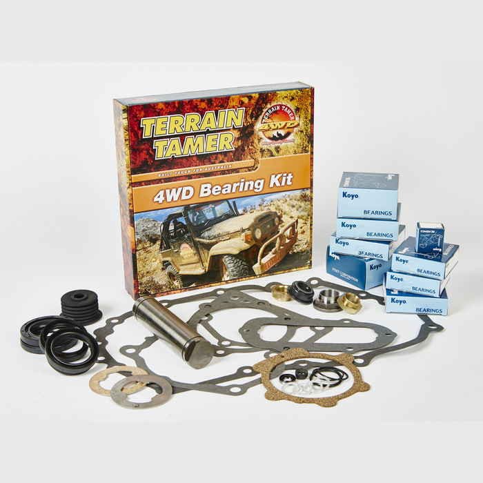 Transfer Cases - Toyota Prado KZJ