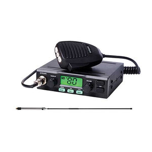 UHF028PK Compact 5 watt UHF CB Radio Value Pack