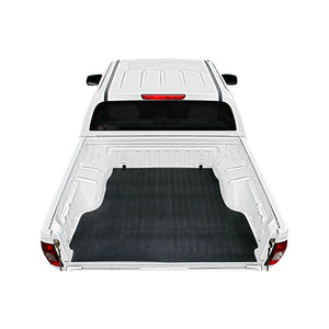 Rubber Ute Mat - Holden Colorado RA RC Dual Cab 03-12