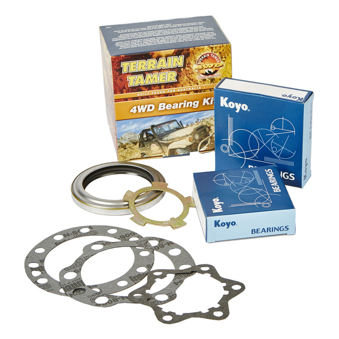 Wheel Bearing Kits - Toyota Prado GRJ