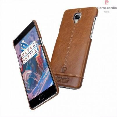 huge selection of b862d 4f026 OnePlus 3/3T Special Edition Leather Case - Brown