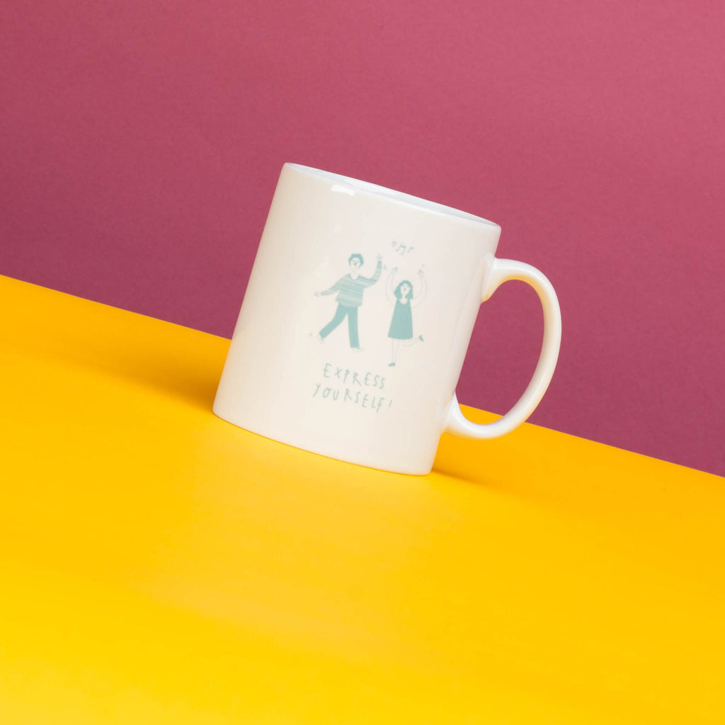 Express Yourself - 10oz Mug