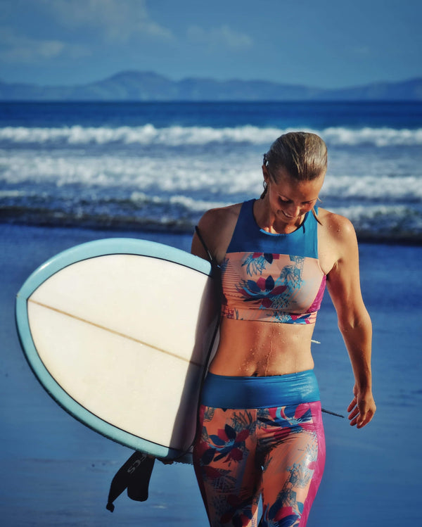 Our Interview With The Creative Series on Creating Sustainable Surf Label For Women