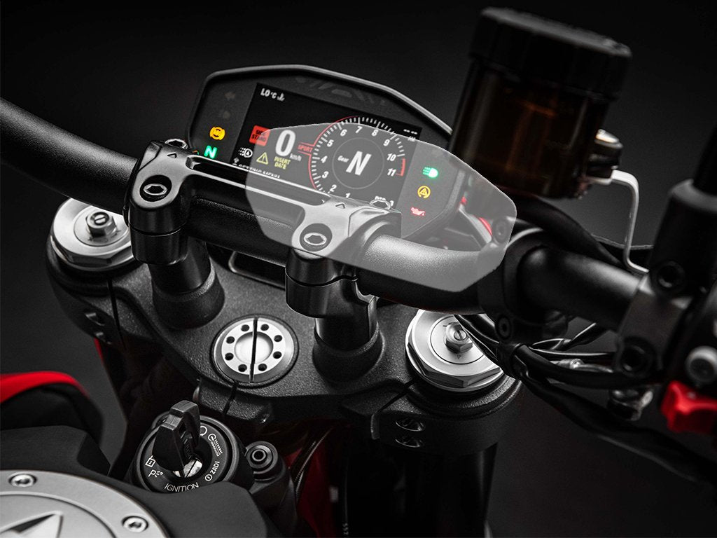 Ducati Panigale V2 / Monster / Supersport / Hypermotard 950 Instrument Cluster Screen Protector