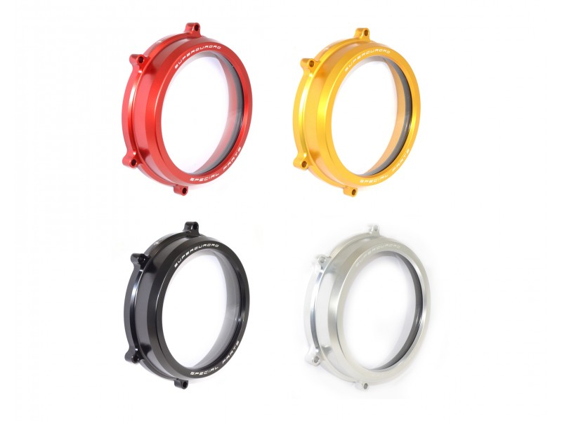 CC119901 - CLEAR CLUTCH COVER PANIGALE