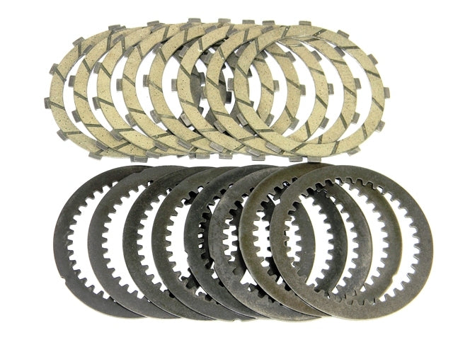 DF04 - KIT CLUTCH PLATES COMPLETE EVO KVLR Common