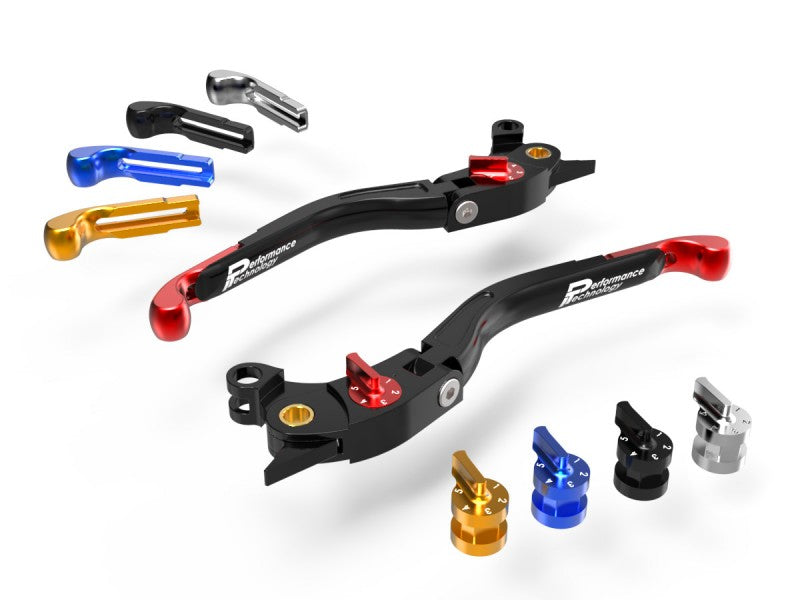 LEA02 - BRAKE-/-CLUTCH-ADJ.-LEVERS--ECO-GP-2 Common