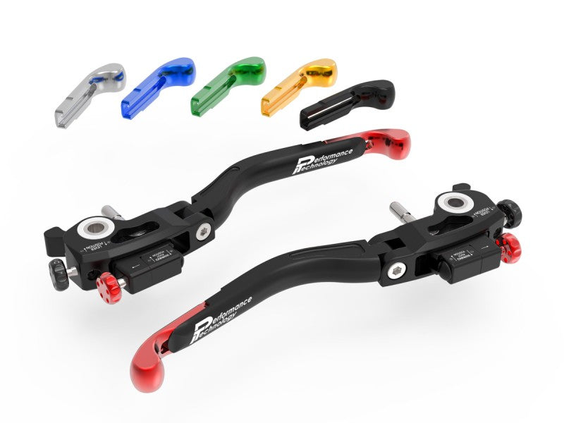 LP01 ULTIMATE - PANIGALE BRAKE + CLUTH LEVERS DOUBLE ADJUSTMENT