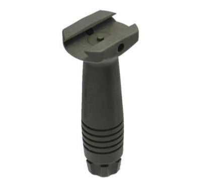 Military Grade Tactical Vertical Support RIS Mount Grip (Color: OD Green)