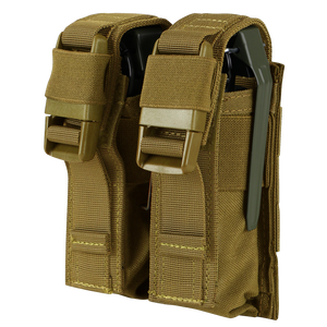 Double Flashbang Pouch Coyote Brown