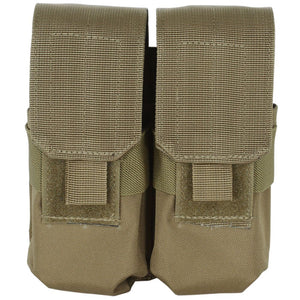 Voodoo Tactical Double M4/M16 Mag Pouch