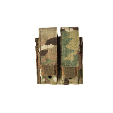 Voodoo Tactical Double Pistol Mag Pouch